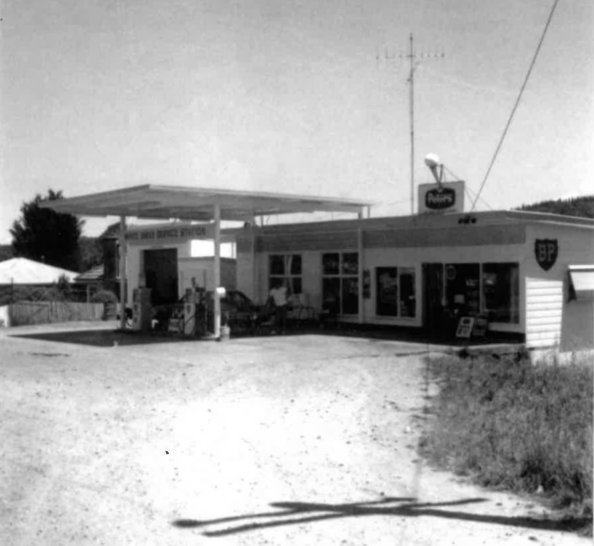 Brown Hill's BP Service Station