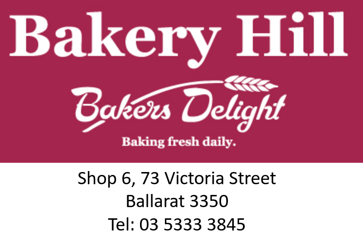 Bakery Hill Baker's Delight