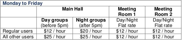 Hall 2019 information Letter - Weekday prices.jpg
