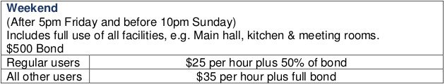 Hall 2019 information Letter - Weekend prices.jpg